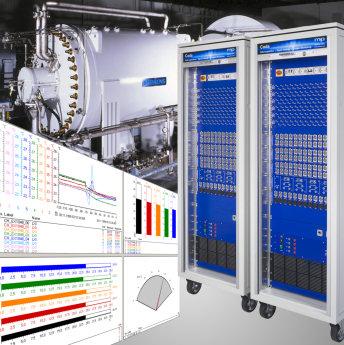Turbo compressor testing - m+p international