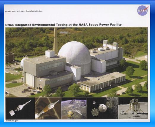 Acoustic control NASA - m+p international