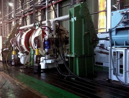Wind turbine gearbox testing