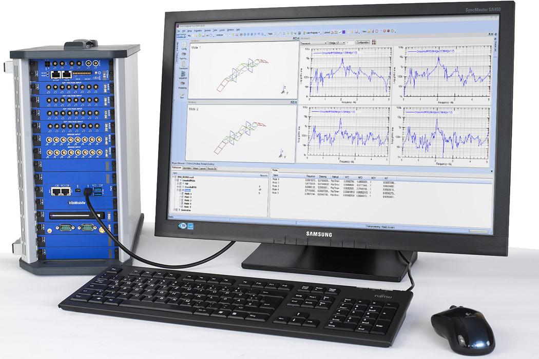 Dased Pc Data Acquisition System : Acquisition de données et analyse signaux m p