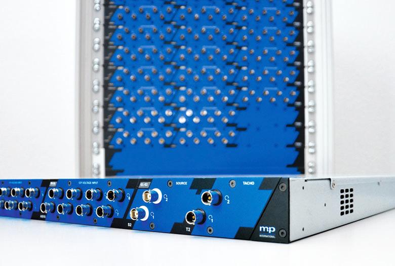 Precision Instrumentation | Vibration Testing | Multi-Channel