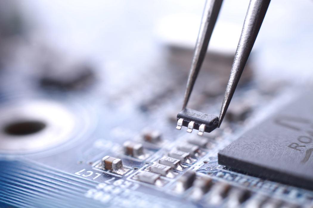 Platine Tests Elektronik